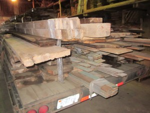 05-01-2013 Large Loads Flooring Beams coming into Lumberyard 004