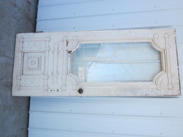 01-21-2013 Antique Eastlake Door 001